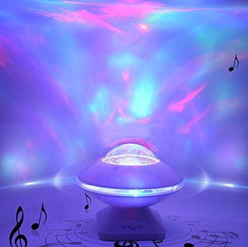 ASDF SerpentinaCreativa Aurora Boreal Starlight Proyección Ondas ...
