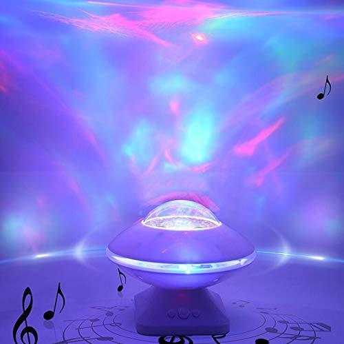 ASDF SerpentinaCreativa Aurora Boreal Starlight Proyección ...