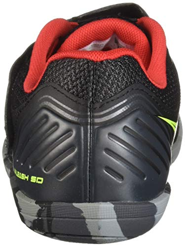 Saucony Unleash SD 2 Unisex 9.5 Black | Red by Saucony (Image #2)