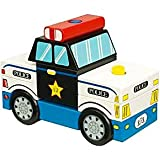 Small World Toys Ryan's Room Build N Go Police Car, Baby & Kids Zone