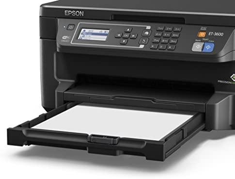 Amazon.com: Epson ET-3600 Impresora fotográfica a color con ...