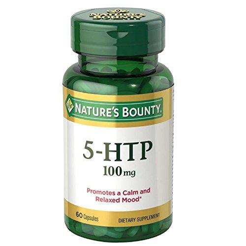 Natures Bounty 5 HTP 100 Capsules