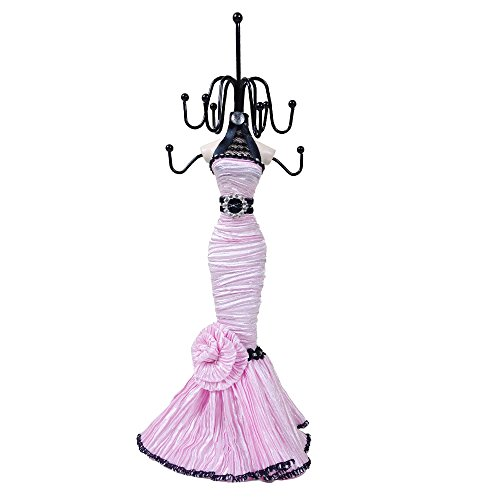 Sexy-Mannequin-Elegant-Dress-Jewelry-Earring-Necklace-Stand-Display-Holder-105