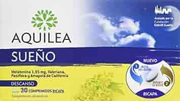Uriach Aquilea Sueño - 30 Comprimidos