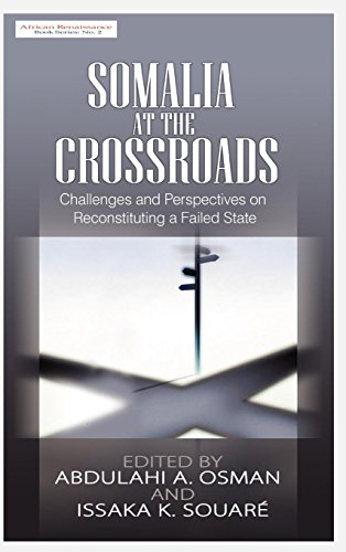 Somalia at the Crossroads: Challenges and Perspectives in Reconstituting a Failed State (Hb) (African Renaissance)
