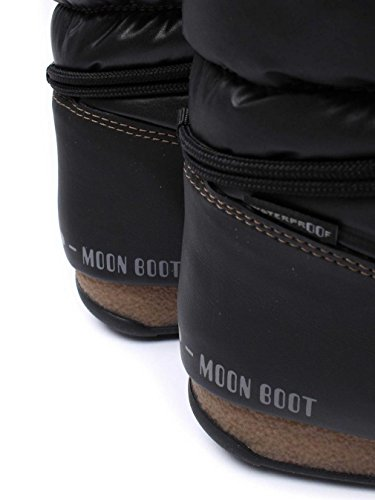 Boot Low bronzo Nero Boot e W Moon Moon Negro 001 qExSSX