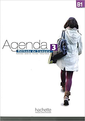 Agenda 03. Kursbuch mit DVD-ROM: Méthode de français: Amazon ...