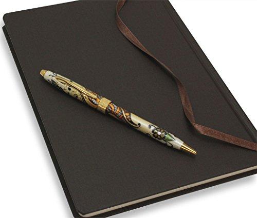 Cross Botanica Golden Magnolia Ballpoint Pen (AT0642-1) by Cross (Image #2)