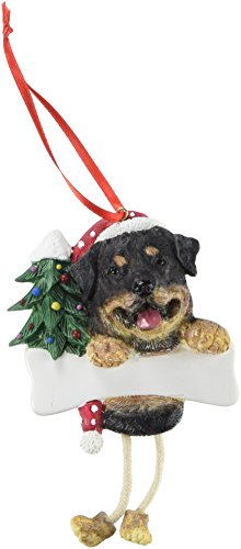 - Rottweiler Ornament with Unique