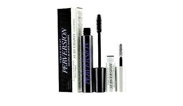 56f9179f949 Amazon.com: Urban Decay Perversion Mascara + Deluxe Subversion Lash Primer:  Beauty