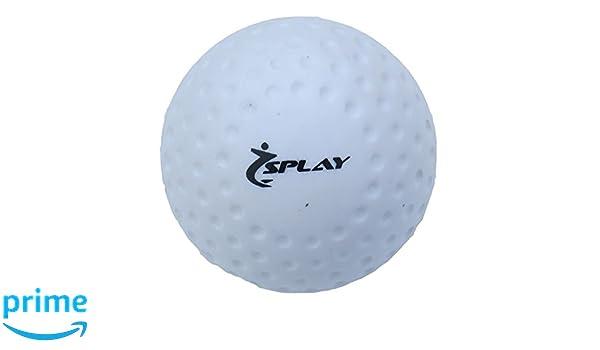 Splay - Pelota de Hockey (Blanco) - Dimple (6 Bolas): Amazon.es ...