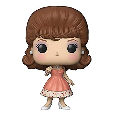 Funko Pop! TV: Pee wee's Playhouse Miss Yvonne Collectible Figure, Multicolor: Funko Pop! Television:: Toys & Games