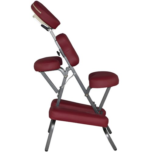 BestMassage Portable Massage Chair Tattoo Spa Free Carry Case