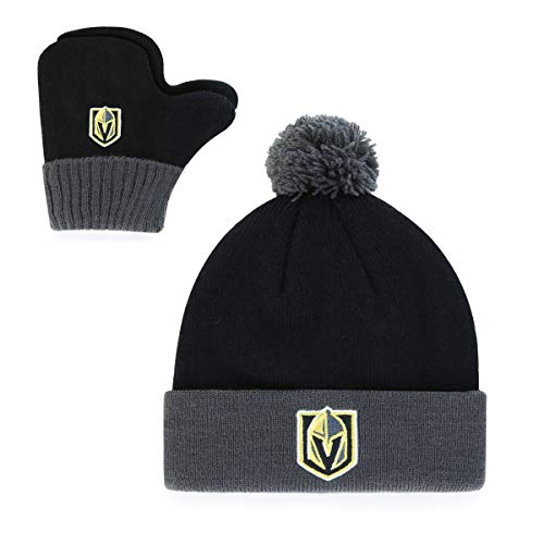 05d68975c42 Vegas Golden Knights Baby Hat. Sale Price   20.00. Store  Amazon. Fanatics  Branded Vegas Golden Knights Infant Black Core Adjustable Hat