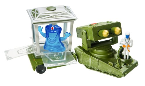 Monsters Vs Aliens - B.O.B. Containment Chamber -