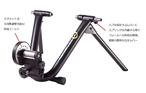 CycleOps Mag Trainer without Remote, Black by CycleOps (Image #2)