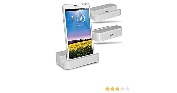 Micro-USB Huawei subir G7 de carga soporte para carga-dock y ...