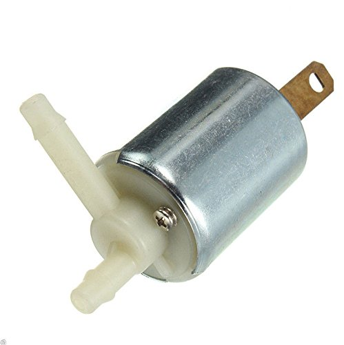 Exiron 2PCS DC12V Miniature Electric Valve Normally Closed Solenoid Valve Discouraged