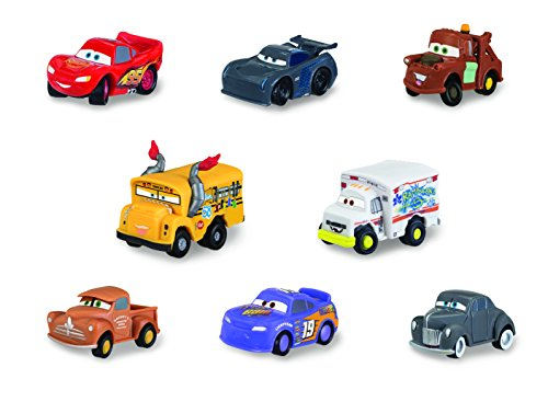 Cars Vehicle Gift Set (8 Piece)