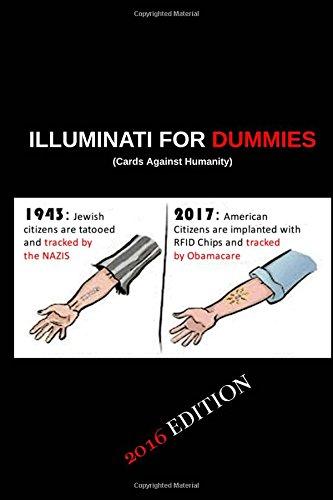 Illuminati Dummies Cards Against Humanity product image