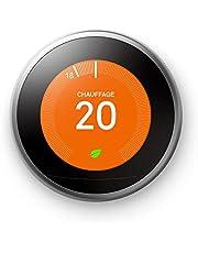 Nest Learning thermostaat derde generatie - exclusief voor Frankrijk, België en Nederland