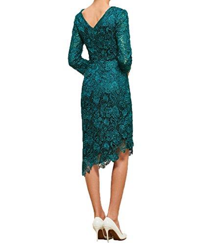Partykleider Asymettrisch Damen Brautmutterkleider Ballkleider Braun Lang Abendkleider Festlichkleider Etuikleider Charmant fYOw8xqw