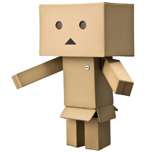 Revoltech Danboard (BOX re makeup) (japan (Cardboard Samurai Costume)