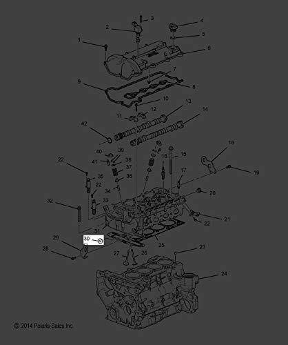 (Polaris 2015-2018 Slingshot Limited Edition Slingshot Plug Tmg Chn Access Hole Gm 11588880 New Oem)