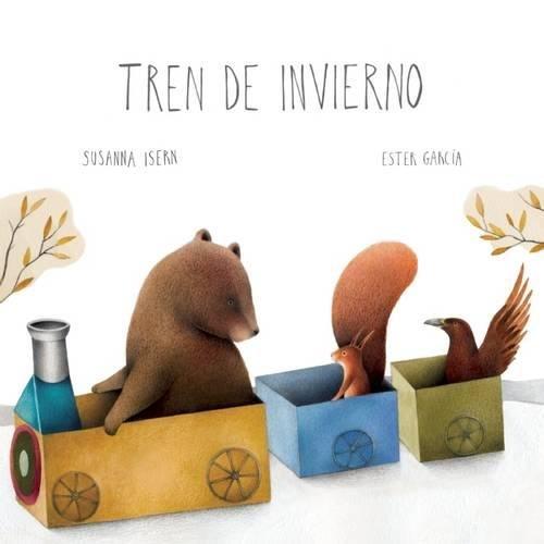 Tren de invierno (Spanish Edition) by Susanna Isern