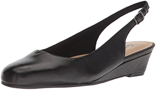 Trotters Women's Lenore Pump Black ms0sj7g