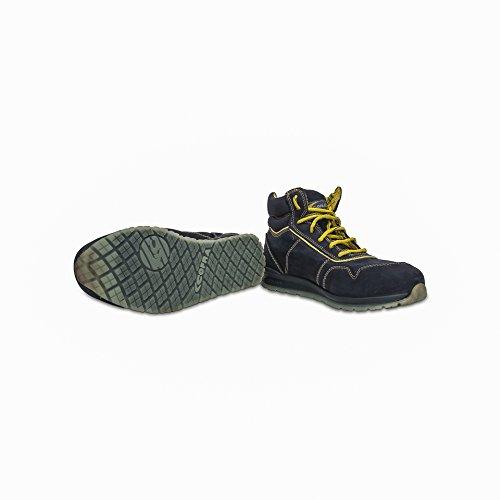 "Cofra 78470–003.w46Talla 46S3SRC ""Maiocco Zapatos de seguridad, color azul"