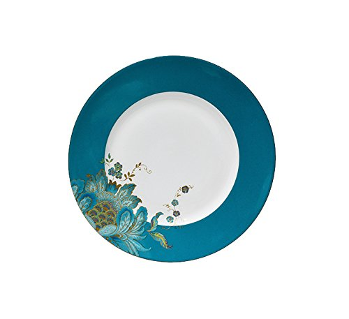 222 Fifth Eliza Teal 16 Piece Dinnerware Set by 222 Fifth (Image #5)