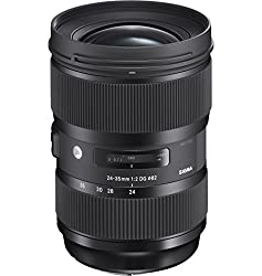 Sigma 24-35mm F2.0 Art Dg Hsm Lens For Canon