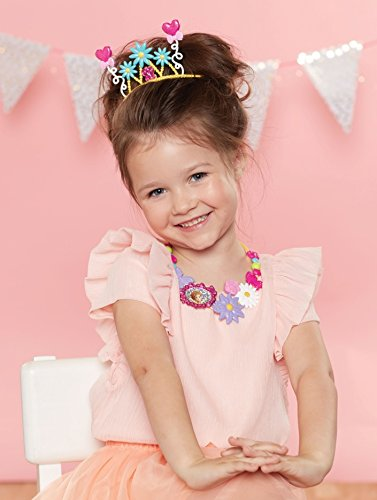 - Fancy Nancy, Fancy Tiara & Necklace, 2Piece Set