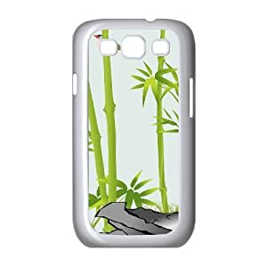 Bamboo Original New Print DIY Phone Case for Samsung Galaxy S3 I9300,personalized case cover ygtg-334116