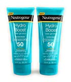 Neutrogena Hydro Boost Spf#50 Water Gel Sunscreen