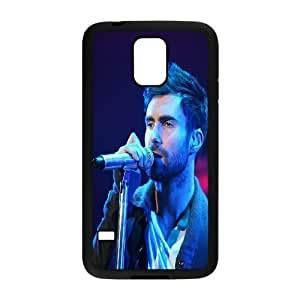 Custom High Quality WUCHAOGUI Phone case Singer Adam Levine Protective Case For Samsung Galaxy S5 - Case-15
