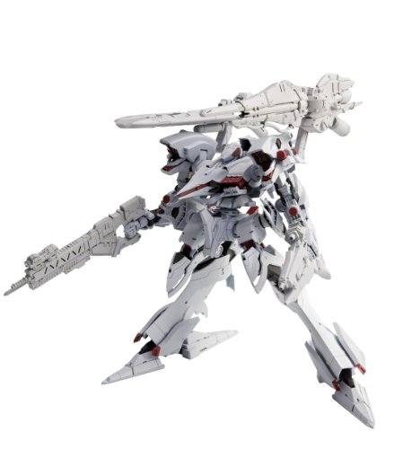 04-ALICIA White Pearl Version NX14 Armored Core (1/72 plastic model) Kotobukiya [JAPAN]
