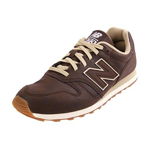 New Balance 373, Zapatillas para Hombre Marrón (Brown)