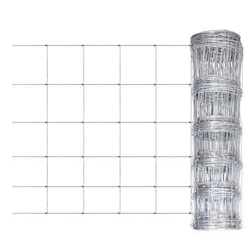 Galvanized Steel Fencing Netting Wire, 164' 31.5
