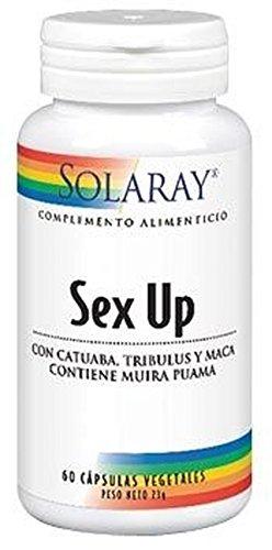 Sex Up 60 cápsulas de Solaray