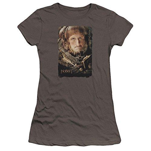(The Hobbit - Juniors Ori Premium Bella T-Shirt, Size: Large, Color:)