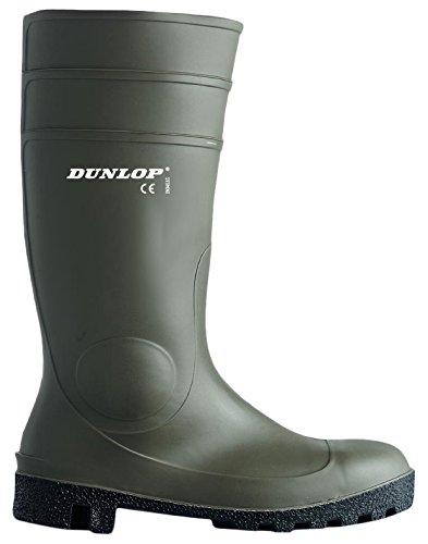 Dunlop Unisex Fs1700 / 142vp Wellington Boot / Mens Stivali Da Donna (11,5 Us) (verde)