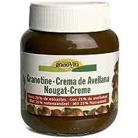 Granovita Crema Avellanas Hasel Nougat - 400 gr