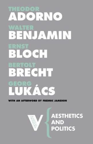 Aesthetics and Politics (Radical Thinkers)