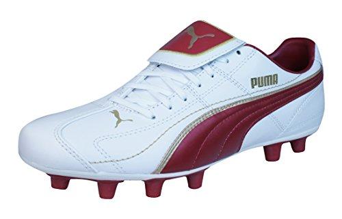 Rot Fußballschuhe 04 101595 White rot Puma Herren wqOZHxtI