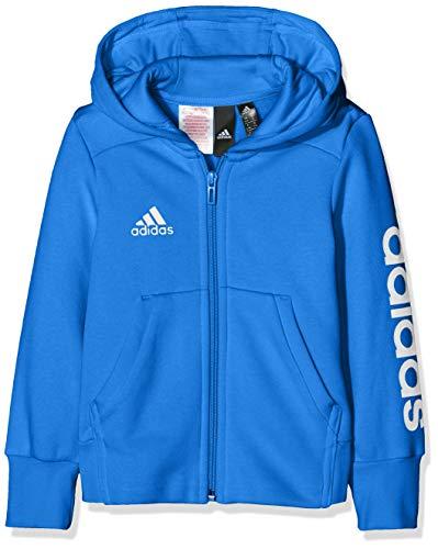 Giacca Ragazze res Hd Blu lineare Blu S18 Bianco Hi Adidas FZ Yg XqIwA6