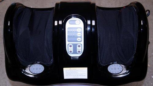 Brand New 2010 Портативный Расслабляющая Рефлексология Электрический массажер ног