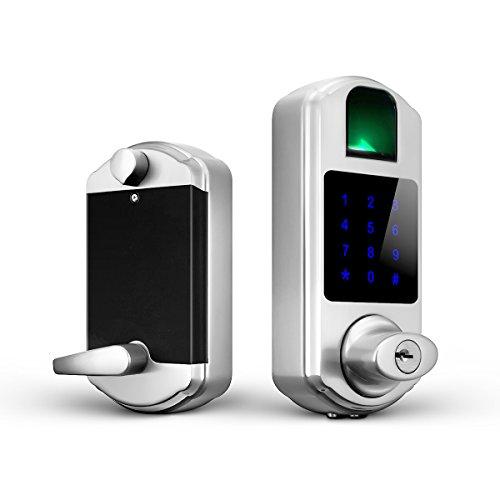 Scyan Keyless Keypad Fingerprint Deadbolt