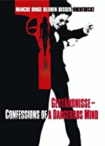 Filmcover Geständnisse - Confessions of a Dangerous Mind